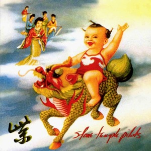 <i>Purple</i> (Stone Temple Pilots album) 1994 studio album by Stone Temple Pilots