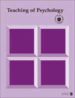 Teaching of Psychology (journal) - Wikipedia