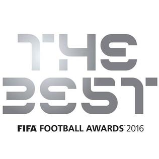 The Best FIFA Football Awards 2016 award