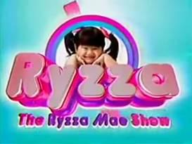 <i>The Ryzza Mae Show</i> Philippine television show