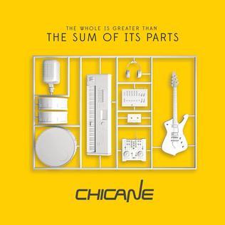 <i>The Sum of Its Parts</i> 2015 studio album by Chicane