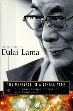 <i>The Universe in a Single Atom</i> book by Tenzin Gyatso