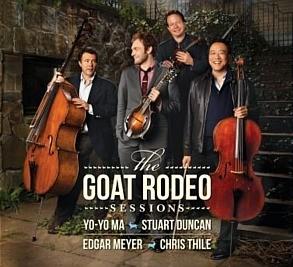 <i>The Goat Rodeo Sessions</i> album by Yo-Yo Ma