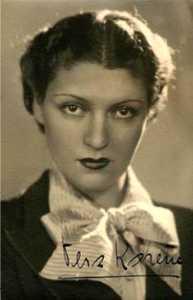 Véra Korène actress