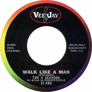 Walk Like a Man (The Four Seasons song)