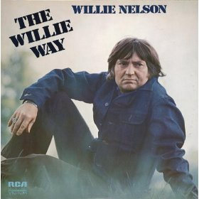 1972 studio album by Willie Nelson