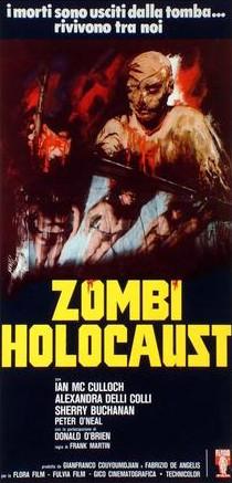 Alexandra delli colli zombie holocaust - 5 5