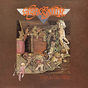 <i>Toys in the Attic</i> (album) 1975 studio album by Aerosmith