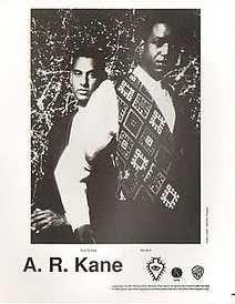 Promotional image of A.R. Kane