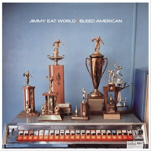 <i>Bleed American</i> 2001 studio album by Jimmy Eat World