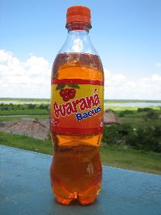 Guarana Drink In Glass