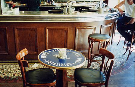 FileCafe In Parisjpeg Wikipedia - Paris cafe table