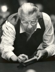 Cliff Wilson Welsh professional snooker player
