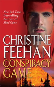 Conspiracy Game (GhostWalkers, Book 4) by Christine Feehan