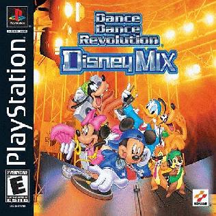 <i>Dance Dance Revolution Disney Mix</i>