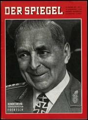 <i>Spiegel</i> affair Political scandal in West Germany