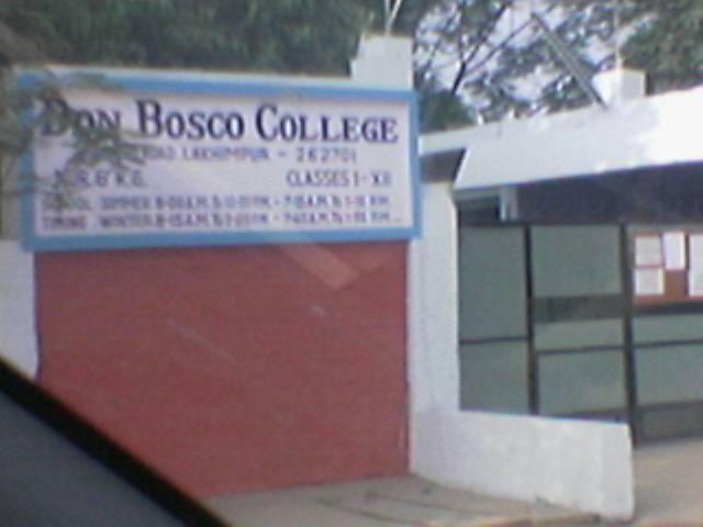 Collège Don Bosco: St. Don Bosco's College