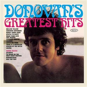 <i>Donovans Greatest Hits</i> 1969 greatest hits album by Donovan