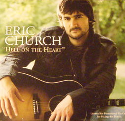 Hell on the Heart single by Eric Church