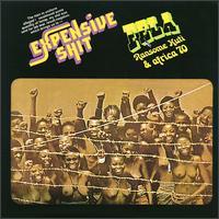 <i>Expensive Shit</i> 1975 studio album by Fela Ransome Kuti & Africa 70