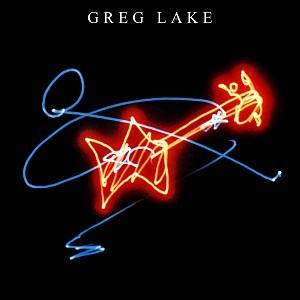 <i>Greg Lake</i> (album) 1981 studio album by Greg Lake