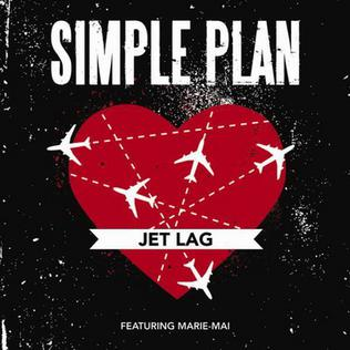 Image result for simple plan jet lag french