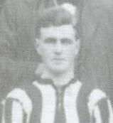 Jock Robertson English footballer