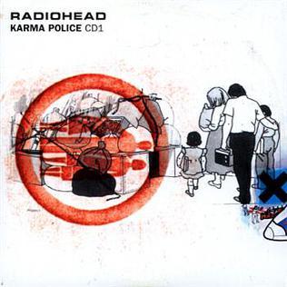Karma Police Radiohead song