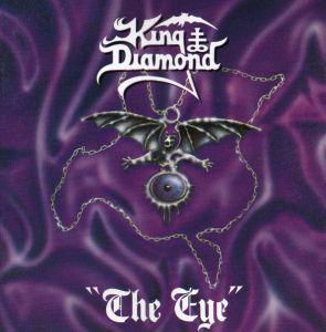 <i>The Eye</i> (King Diamond album) 1990 studio album by King Diamond