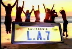 <i>L.A. 7</i> television series