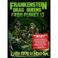 <i>Little Box of Horrors</i> 2006 box set by Frankenstein Drag Queens from Planet 13
