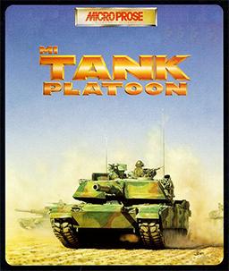 <i>M1 Tank Platoon</i> 1989 video game