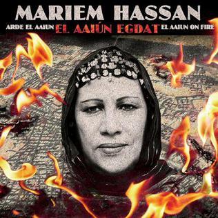 <i>El Aaiun egdat</i> 2012 studio album by Mariem Hassan