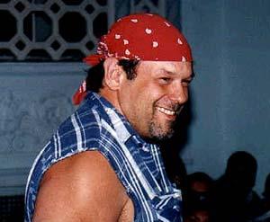 Matt Osborne American professional wrestler