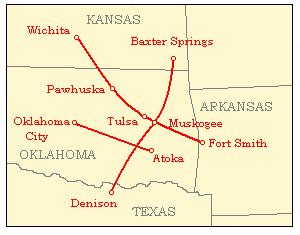 Muskogee Roads Wikipedia