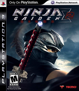 Picture of a game: Ninja Gaiden Sigma 2
