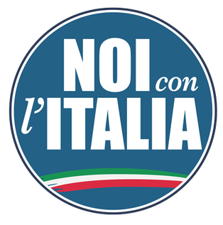 Us with Italy Political party in Italy