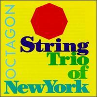 <i>Octagon</i> (String Trio of New York album) 1992 studio album by String Trio of New York
