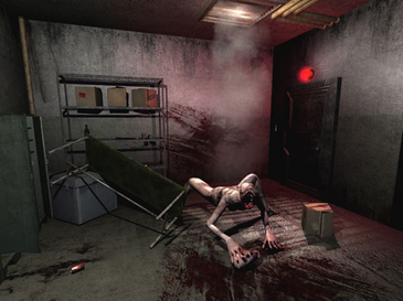 Artistry in Games Penumbra-2006-Tech-Demo Scrounging For Bullets: You Can't Take Combat Out of Horror Opinion  weapons Weapon The Survivor Survive Survial Space resident Penumbra Nightmares neverending nightmares Never Isolation horror evil Ending Descent dead Dark combat Amnesia Alien 6 5 4 3 2