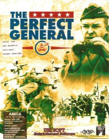 The box cover of Perfect General