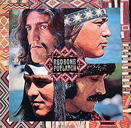 <i>Potlatch</i> (album) 1970 studio album by Redbone