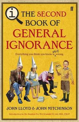 the second book of general ignorance wikipedia