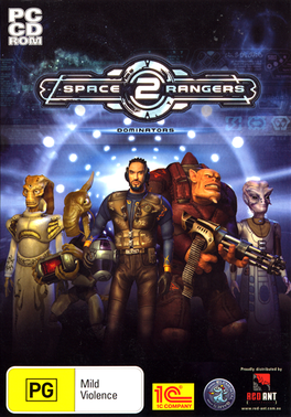Space Rangers 2: Dominators - Wikipedia