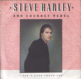 I Cant Even Touch You 1982 single by Steve Harley & Cockney Rebel