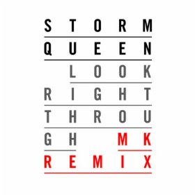 Storm Queen — Look Right Through (studio acapella)