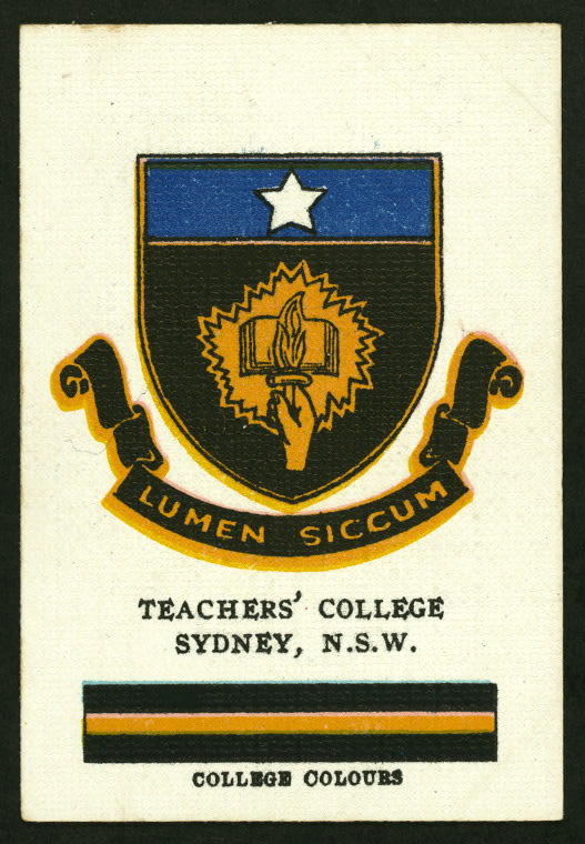 Secondary Education sydney university art
