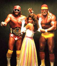 Macho Warrior Ric Hogan Wiki
