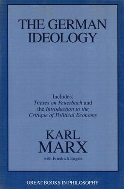 Essay on the german ideology