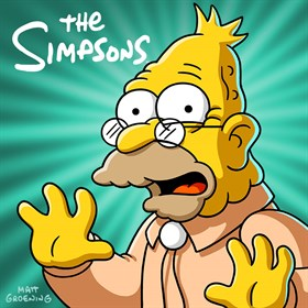 <i>The Simpsons</i> (season 24) 2012/2013 season of American animated sitcom