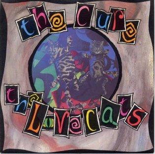 翻唱歌曲的图像 The Lovecats 由 The Cure